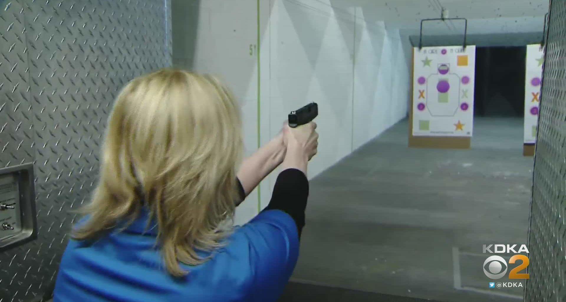 Alabama Shooting Range Posts Pic Of Baby Holding Gun, Because 'Safety' (VIDEO)