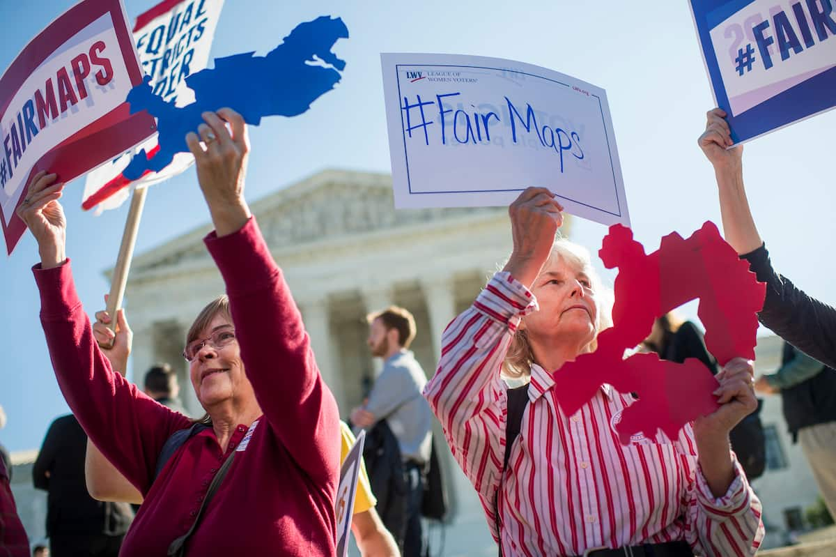 State Republicans Beg Supreme Court To Uphold Racist Gerrymandering