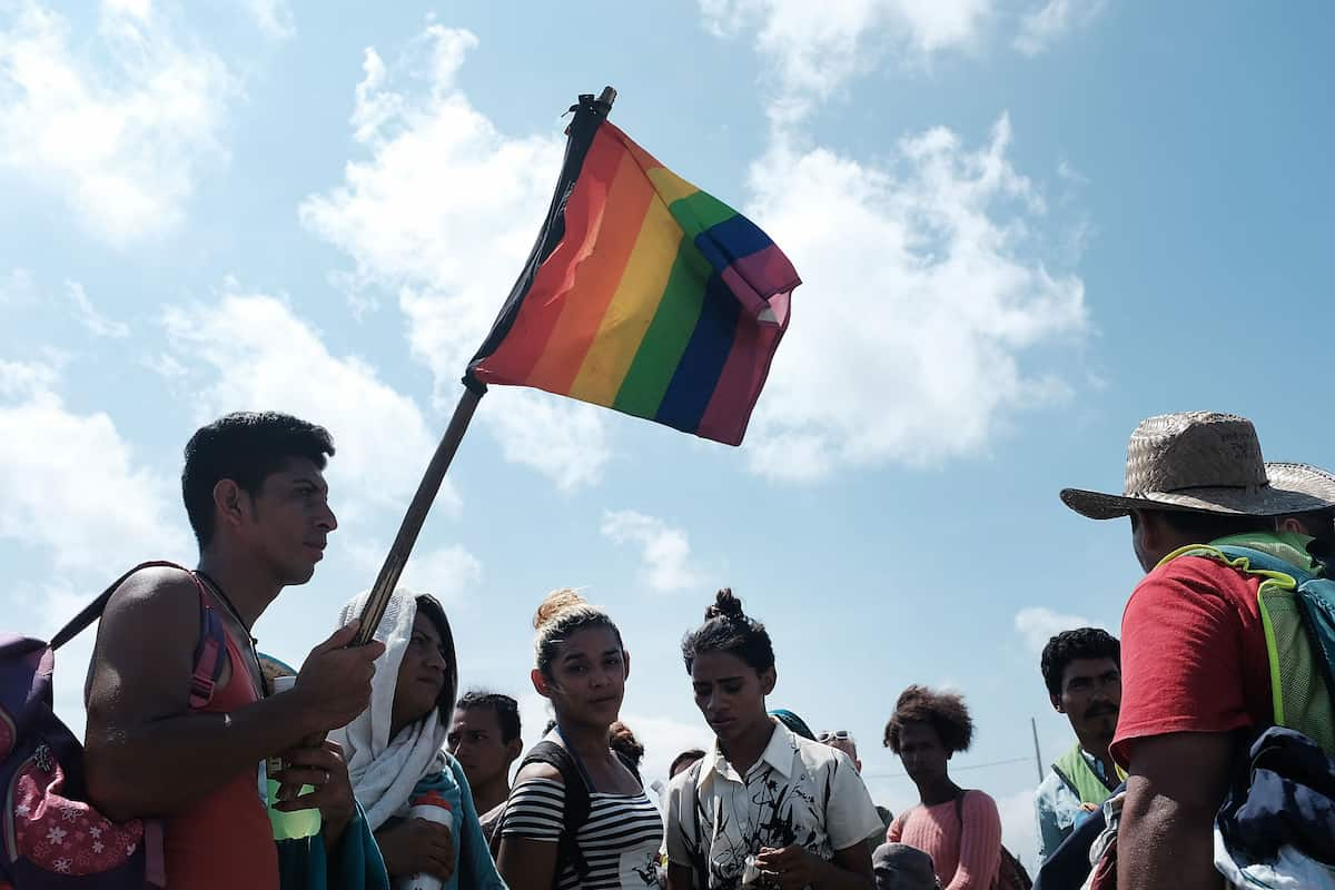 Lawyer Files Papers To Pass Death Penalty For Homosexuality