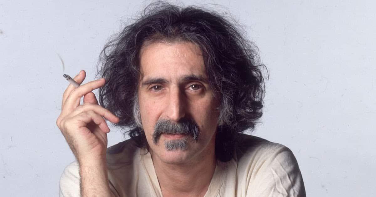 "Frank Zappa, Prophet ""America Moving Towards A Fascist Theocracy"" (VIDEO)"