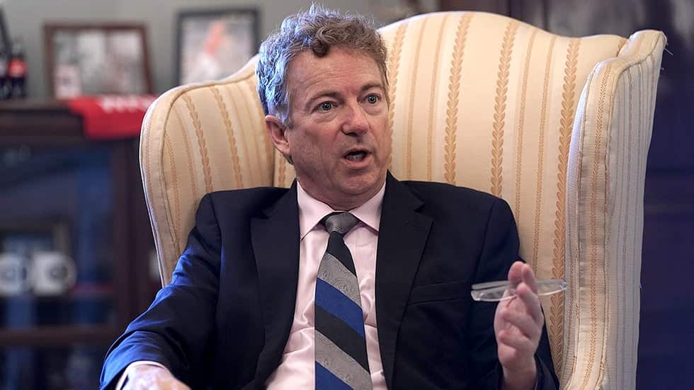 Hypocrite Rand Paul Blames Baltimore Riots On Absentee Fathers (VIDEO)