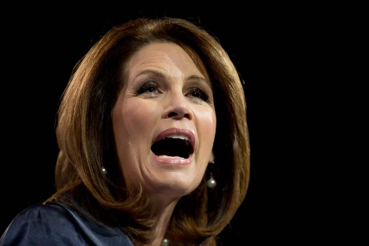 Michele Bachmann Impending Rapture Is All Obama's Fault (AUDIO)