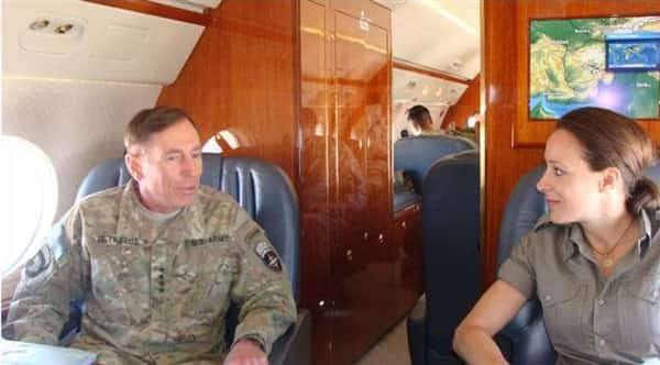 Petraeus Gets A Sound Slapping Of The Wrist For Leaking Classified Information