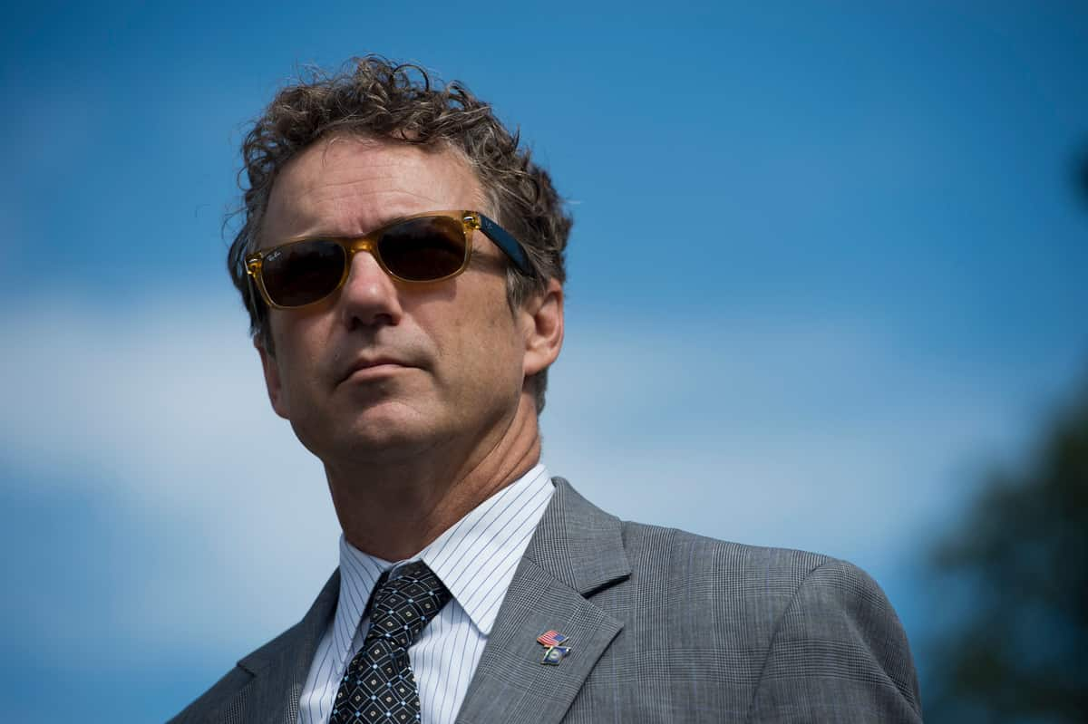 Ray-Ban To Rand Paul Get Your Logo Off Our Sunglasses (VIDEO)