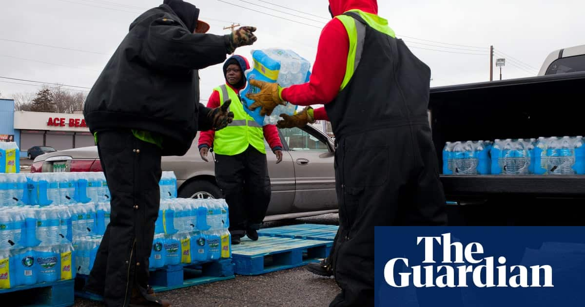 The Disgusting Reason One Senator Blocked Funds To Ease Flint's Lead Poisoning Crisis
