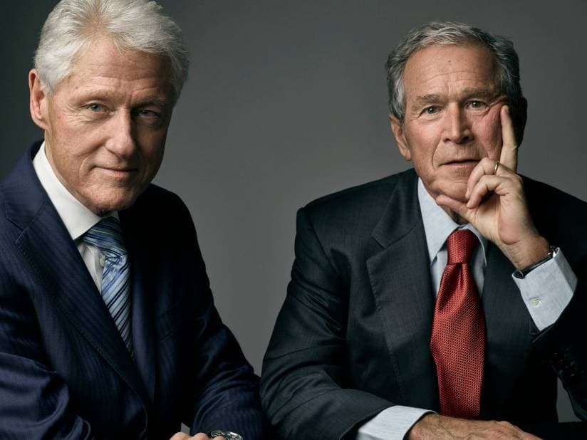Why Do Hillary Clinton And Jeb Bush Have The Same Major Donors