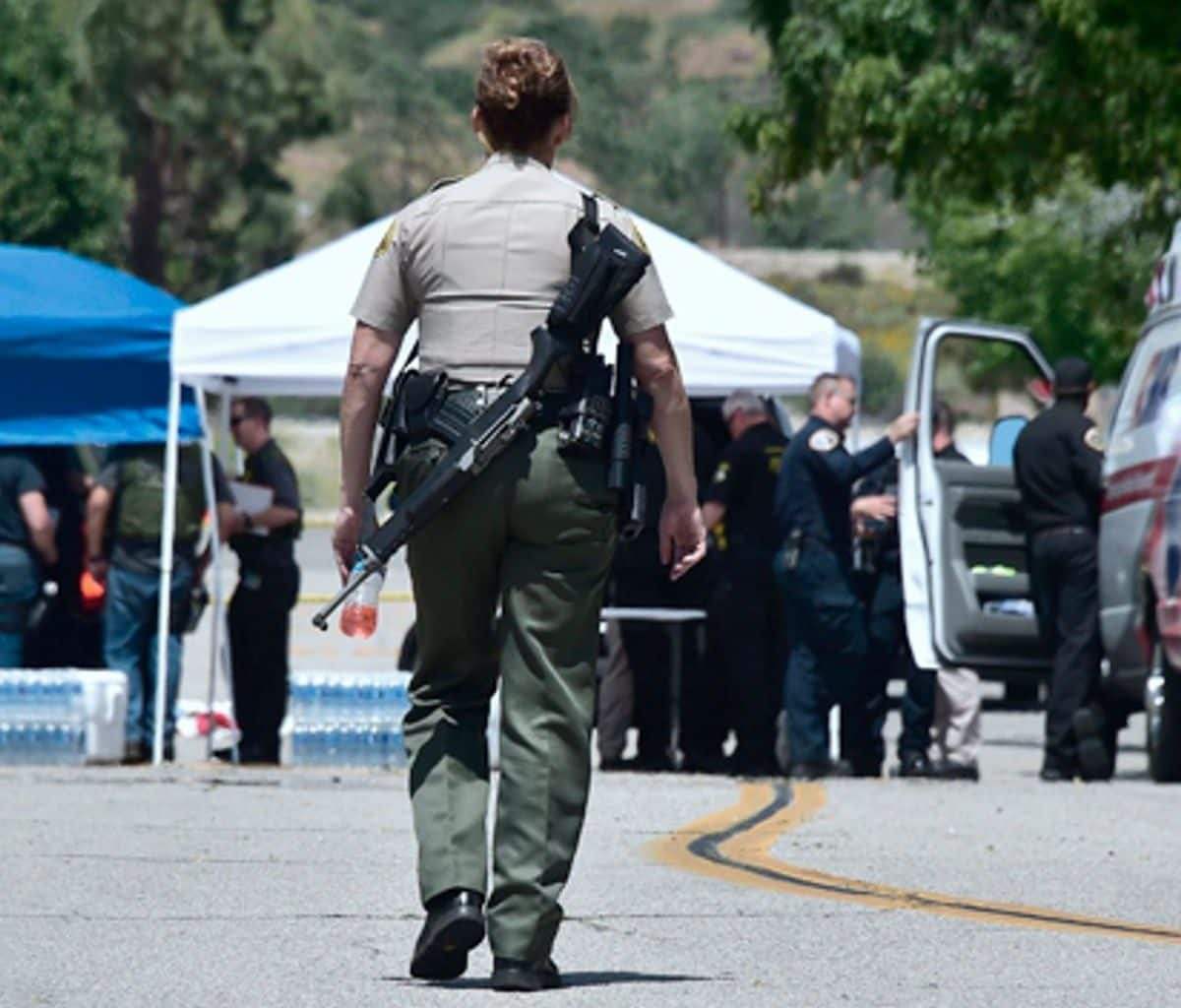 Why GOP And NRA Are On The Threshold Of Treason Following San Bernardino Shooting