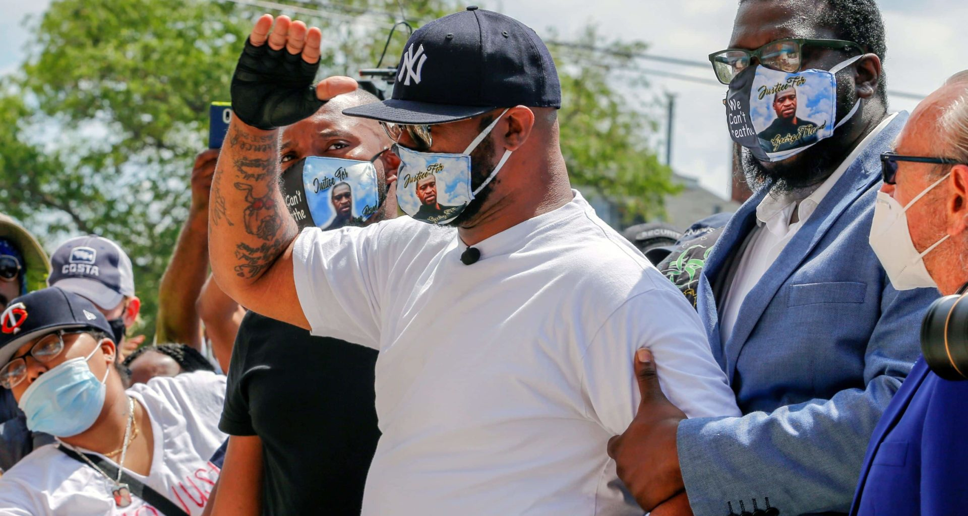 Angry White Man Tears Baltimore Protesters Apart In Jaw-Dropping Rant (VIDEO)