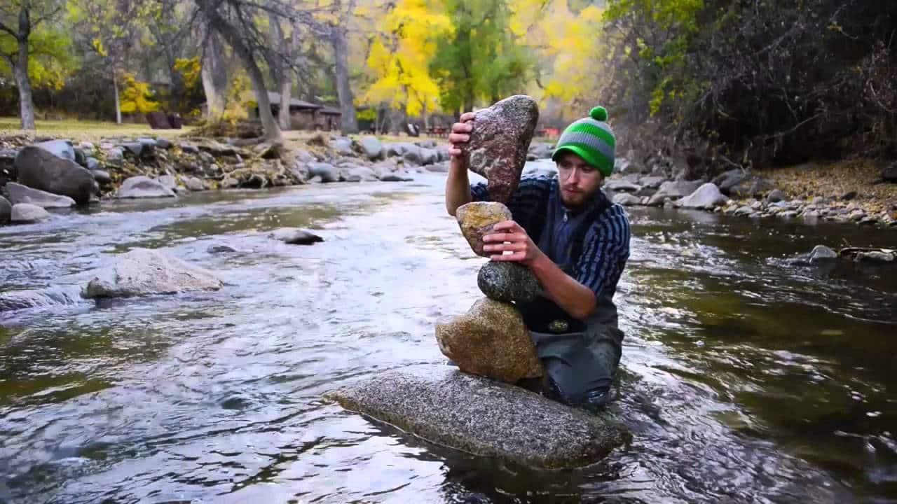 Boulder Cops Threaten To Stop Popular Local Artist From Creating Rock Sculptures (VIDEO)