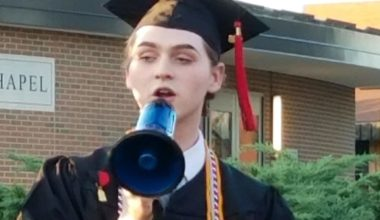 Charter School Principal Outs Gay Valedictorian To Parents, Then Cancels His Speech