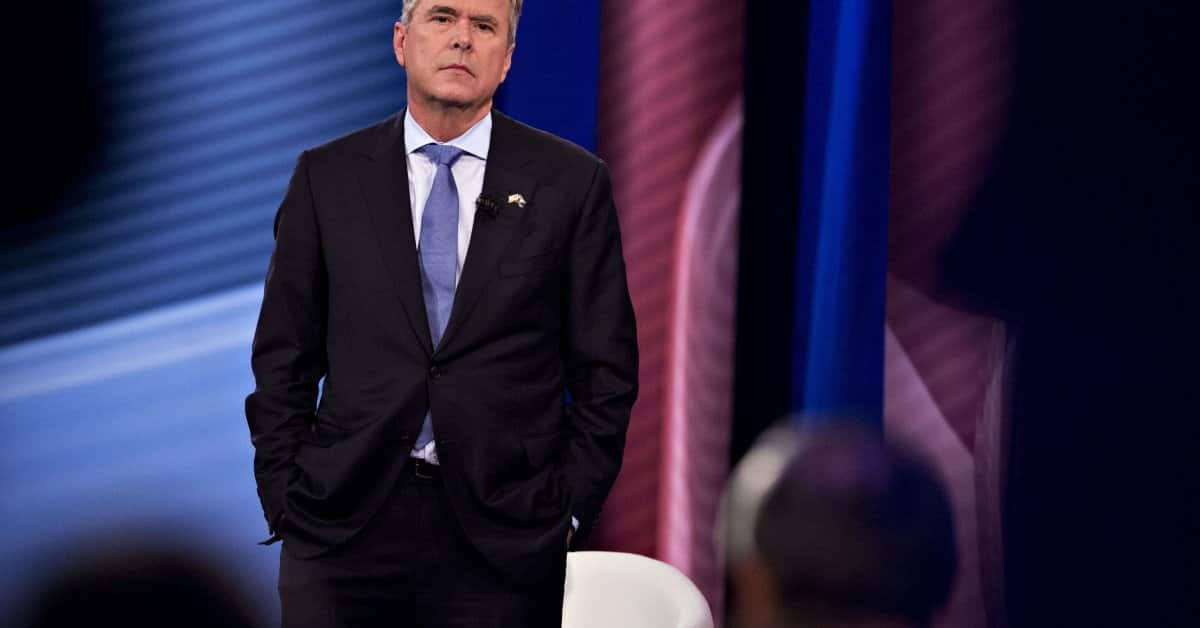 Did Jeb Bush Really Give 4 Different Answers To The Iraq Question (VIDEOS)