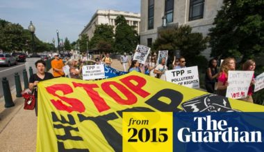 Fighting Senate Dems For TPP Fast Track, Obama Defends Slavery in Malaysia