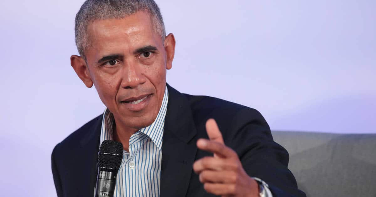 Obama Warns of Trump's Nzis, so Hannity Comes up with the Most Backward Conspiracy Theory Ever