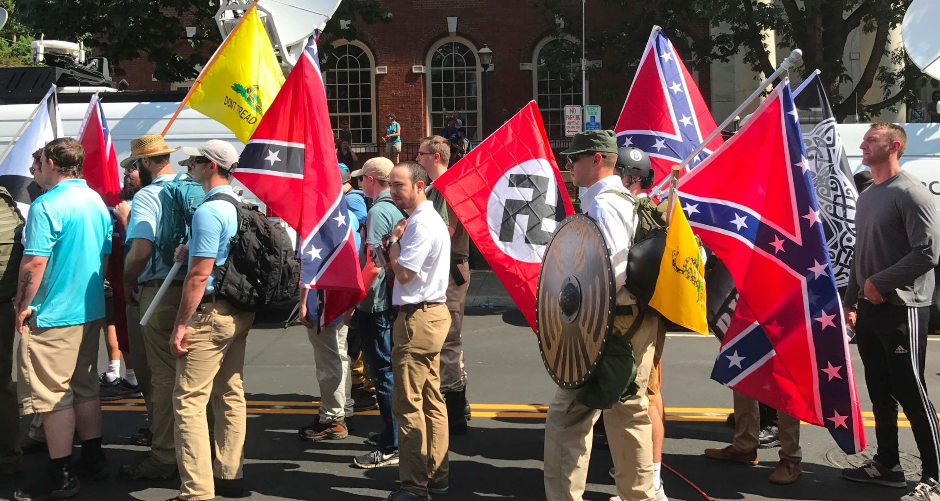 After Charleston Murders, People in Fear Over Discovery of Hate Group Flyers (VIDEO)