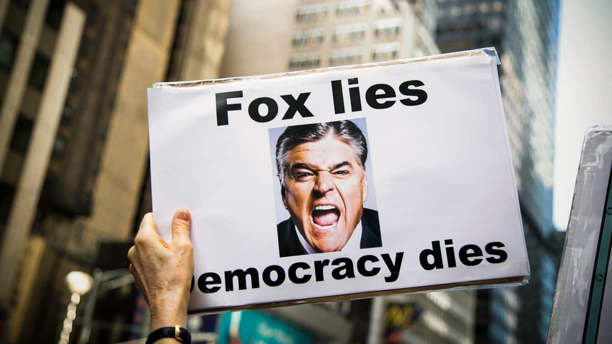 Any Attempt To Get Rid Of Fake News Is Complete Bullst If It Doesn't Start With FOX News