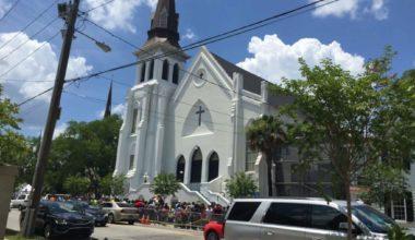 Charleston Terrorist Chose Symbolic Place And Date To Maximize Black Pain