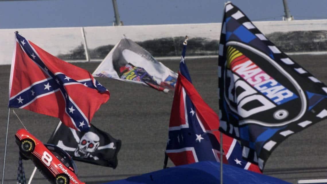 Dale Earnhardt Jr Denounces Confederate Flag, Calls It 'Offensive' (VIDEO)