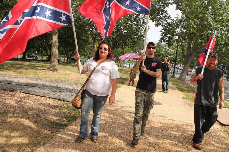 Look At Who's Saying It's Time For The Confederate Flag To Go