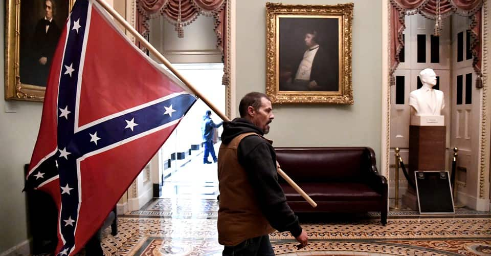 Movement Grows To Make June 27 'National Burn The Confederate Flag Day'