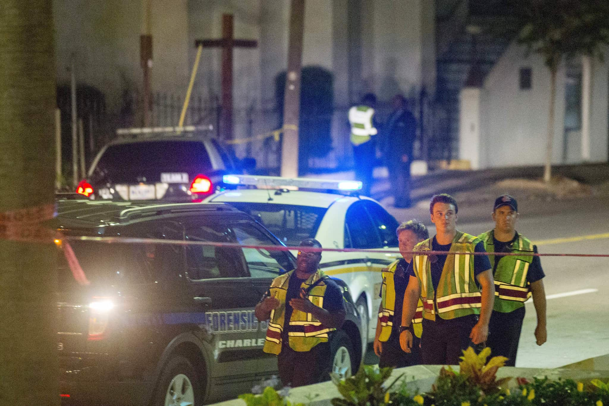 Nine Die During Probable Hate Crime Shooting At South Carolina Church