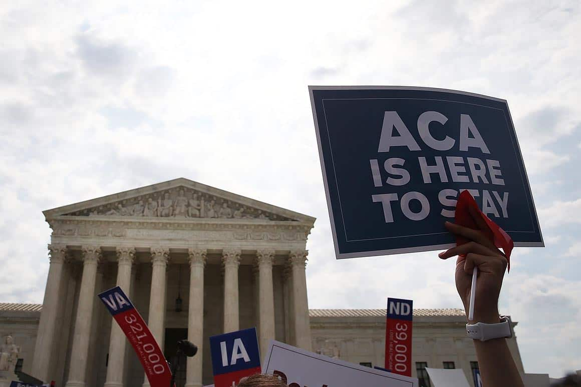 SCOTUS Upholds Obamacare, Saves Red States From GOP
