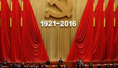 Fall Of The ¥uan Dynasty China's Communist Party May Pay Dearly For Its Panic