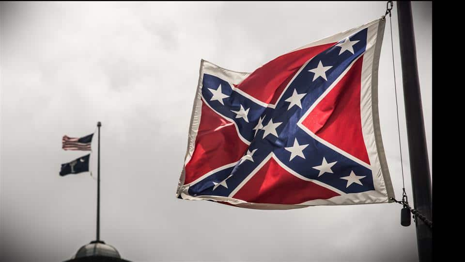 It's Official South Carolina's Confederate Flag Comes Down At 10 A.M. Friday