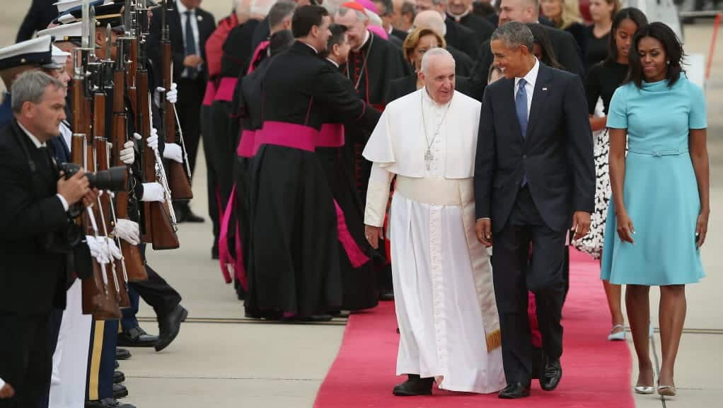 Pope Francis Condemns Capitalism As 'The Dung Of The Devil'