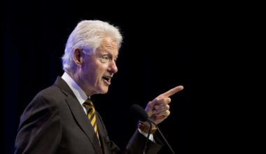 """We Were Wrong About That."" Clinton Apologizes For Failed Crime Law"
