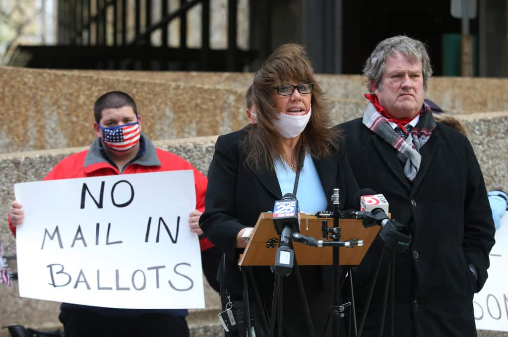 Federal Court Strikes Down Texas GOP's Totally-Not-Racist Voter ID Law (VIDEO)