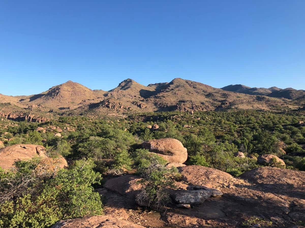 Is Nothing Sacred In The Tonto National Forest?