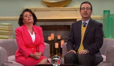 John Oliver Segment Pressuring IRS To Investigate Televangelists (VIDEO)