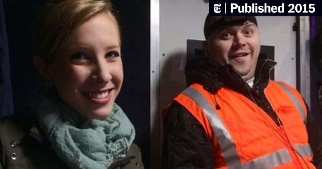 Newscasters Murdered On Live TV, Shooter Posts Graphic Video