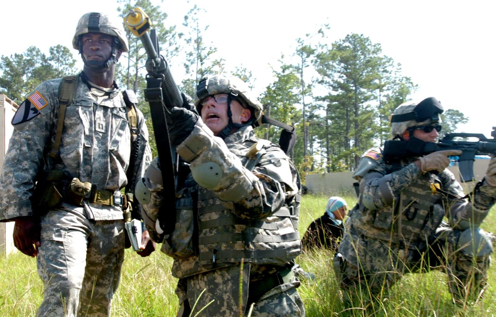 UPDATE Suspect Facing Multiple Charges For Jade Helm Shooting Incidents In Mississippi