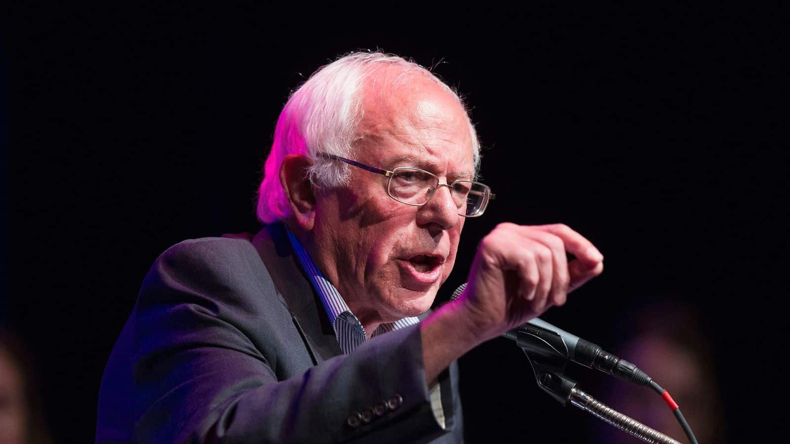 Bernie Sanders Speaks Hard Truths To Religious Right At Liberty University (VIDEO)
