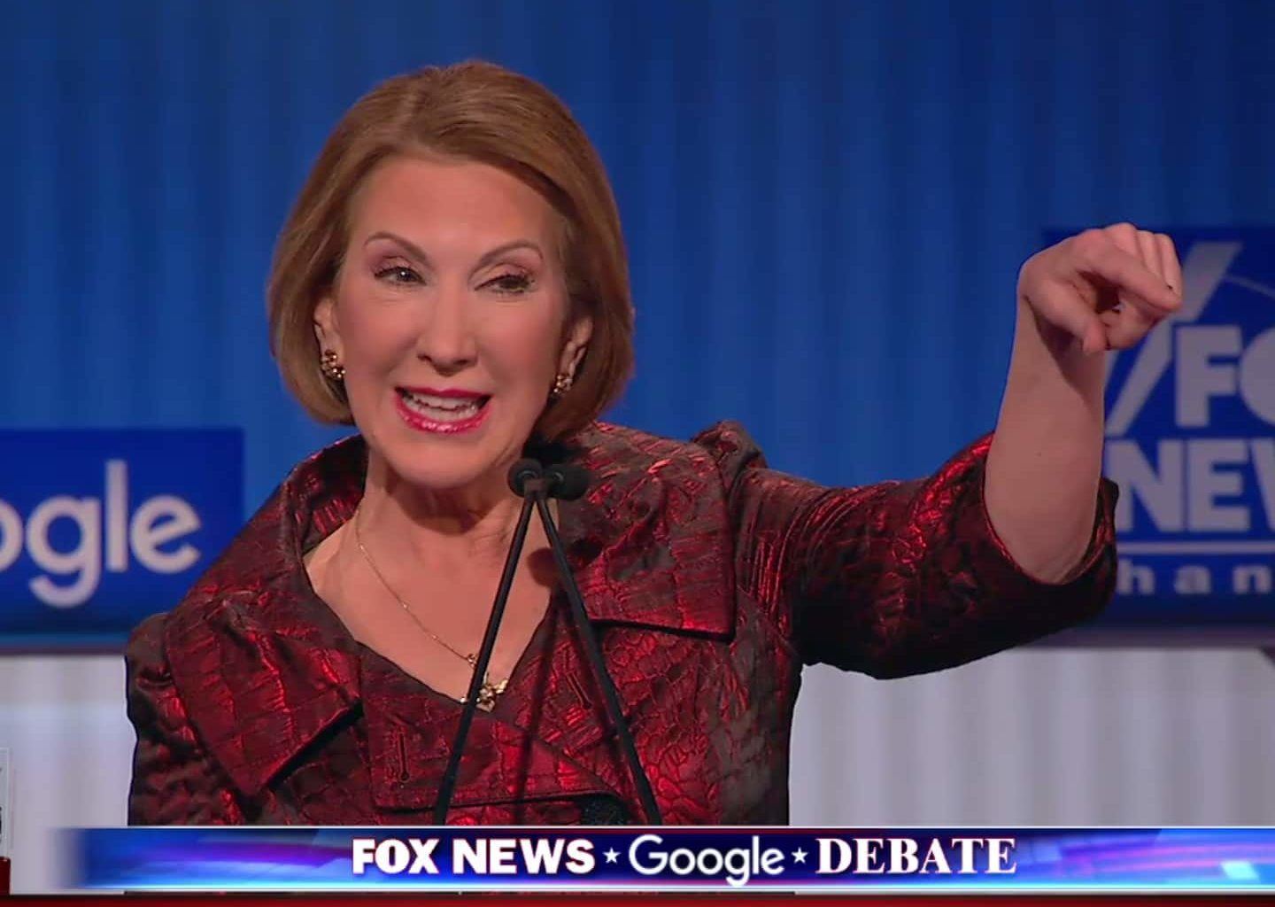 Carly Fiorina's Company Bribed Russian Officials, Made Millions During Iran Embargo