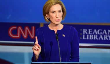IT'S MAGIC Carly Fiorina Has 'Seen' Nonexistent Abortion Video (VIDEO)