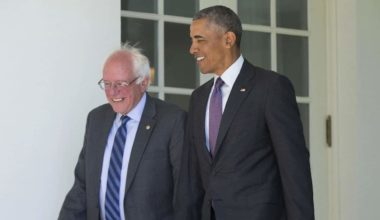 Is Bernie Sanders Going To Be 'Obama 2.0' For Hillary Clinton