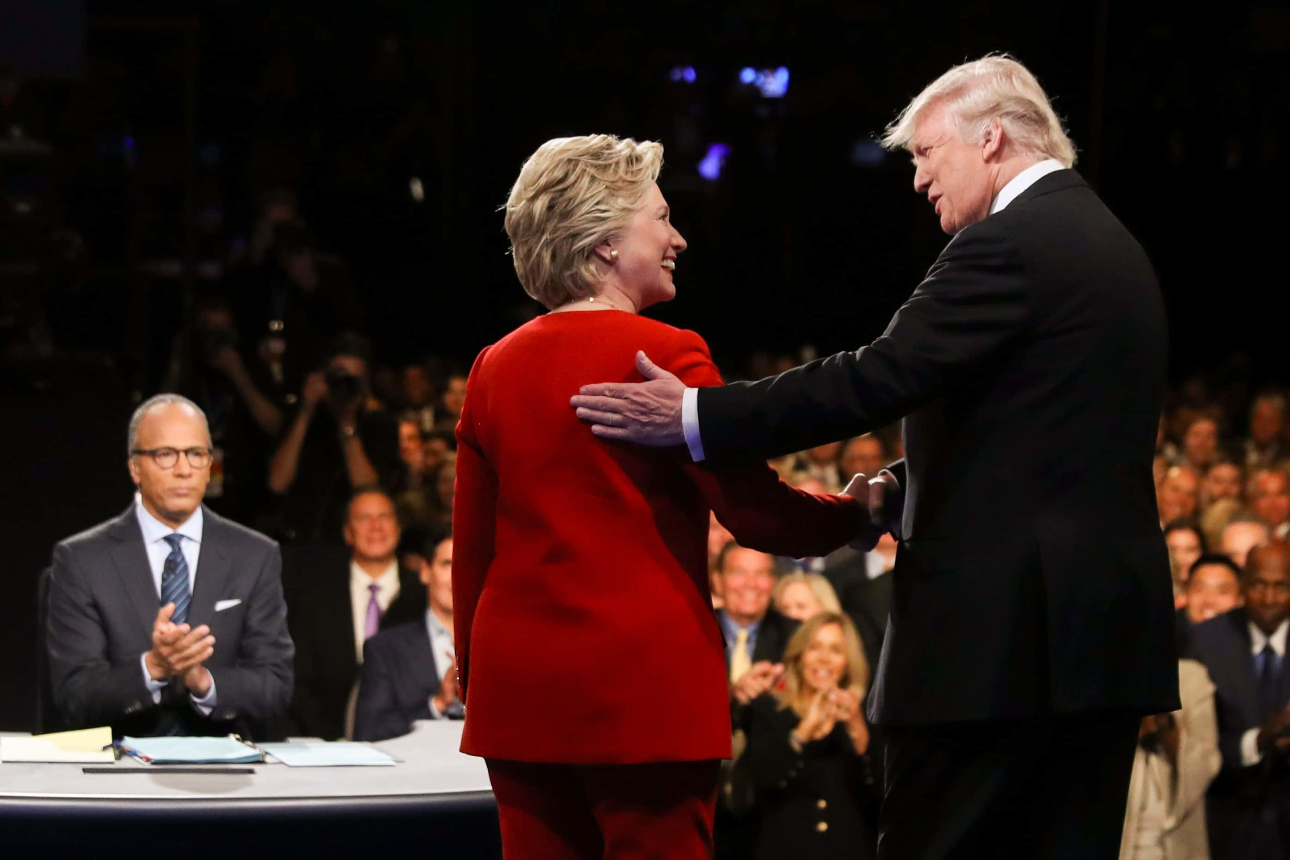 3 Awesome Reasons Why That Bernie-Hillary Handshake Is Such A Big Deal (VIDEO)