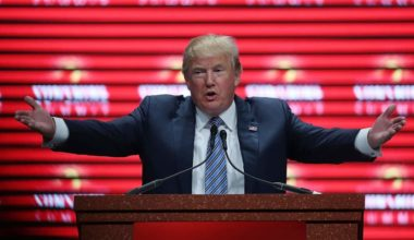 Donald Trump Goes Full Hitler Muslims Might Need To Be Registered, Wear ID Badges
