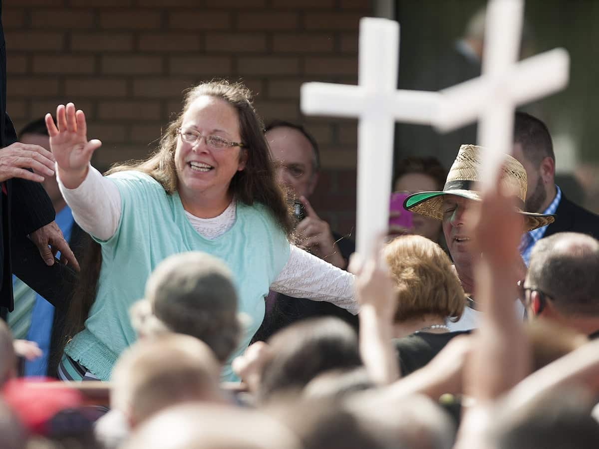 Kentucky Is Royally Screwed Thanks To Kim Davis — And Low Voter Turnout