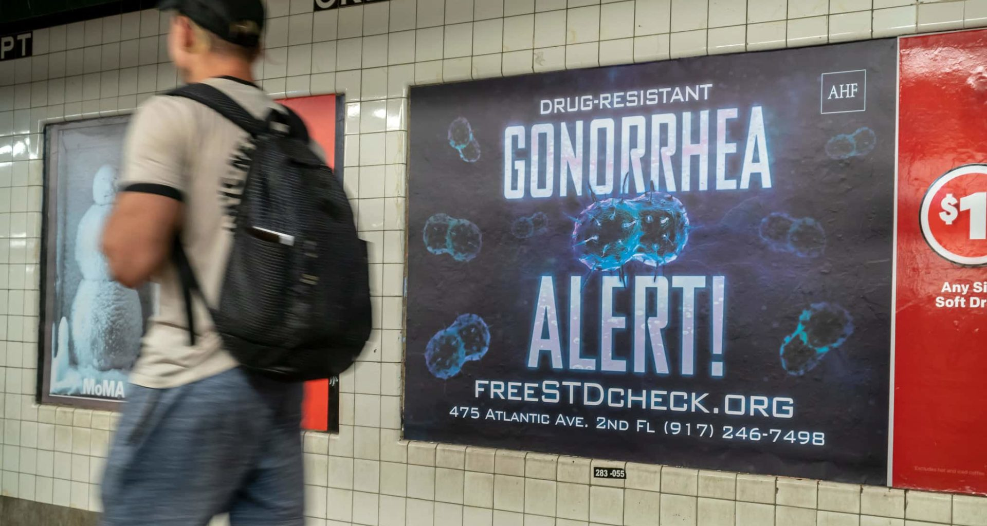 New CDC Report STDs Increasing At An 'Alarming' Rate