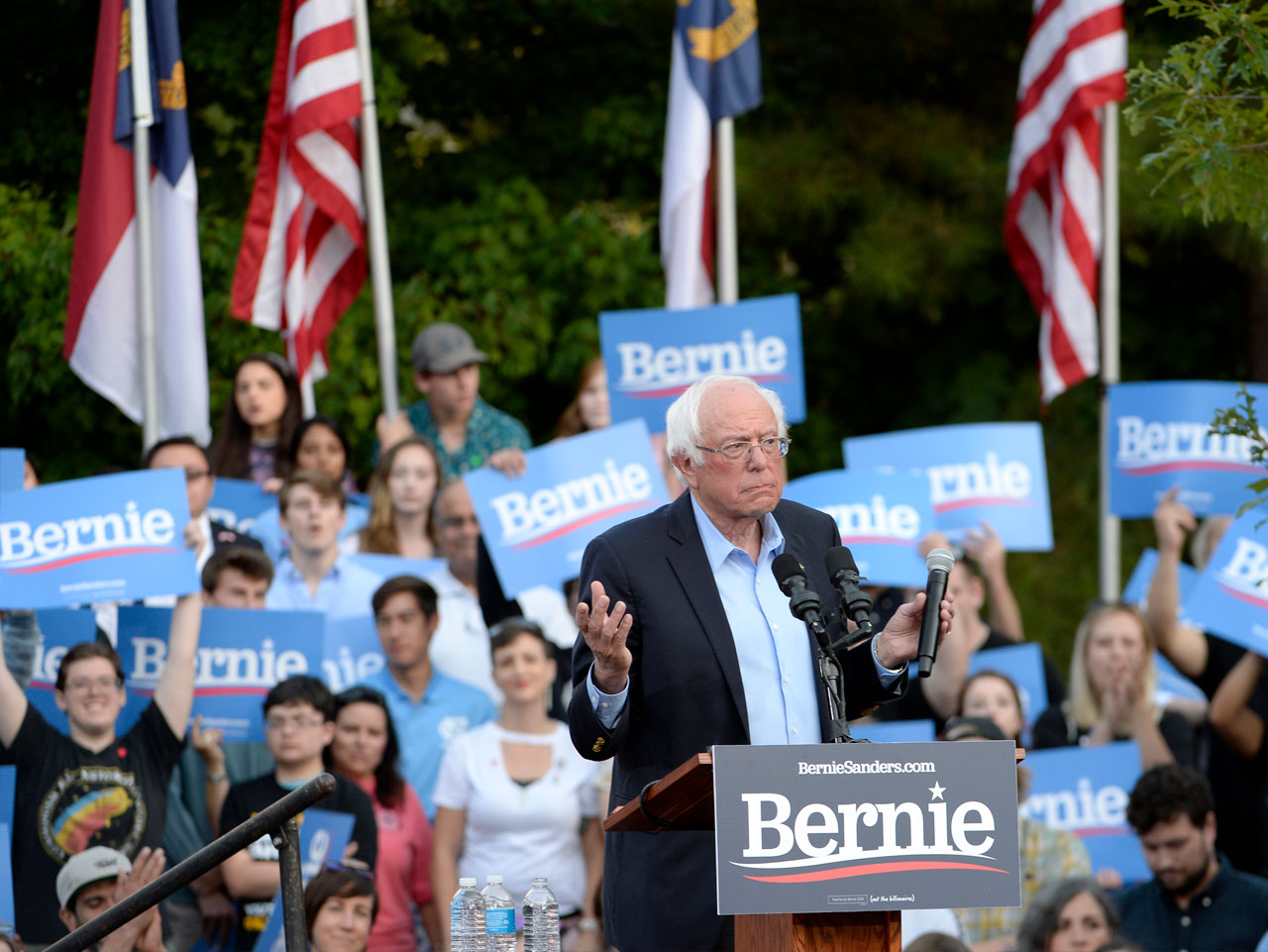 Sanders $1 Trillion Infrastructure Proposal A Big Deal Millions Of Jobs And Trillions Saved