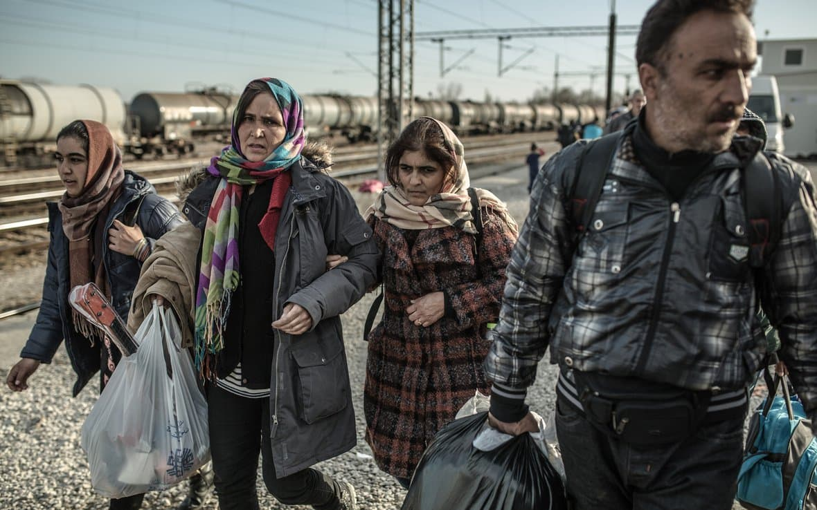 The Syrian Refugees Have A Lot Of Misinformation Surrounding Them Here Are Some Facts