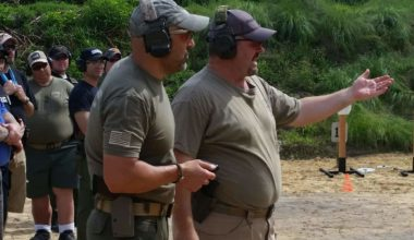 Active Shooter Gun Training Gaining Popularity In Churches (VIDEO)