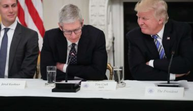 Apple CEO Tim Cook Americans Are Talentless And Taxes Are Dumb