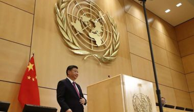 China's New Counterterrorism Law Aimed At Economic Control