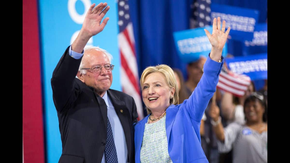Did The DNC Frame The Bernie Sanders Campaign To Fix Democratic Primary For Clinton