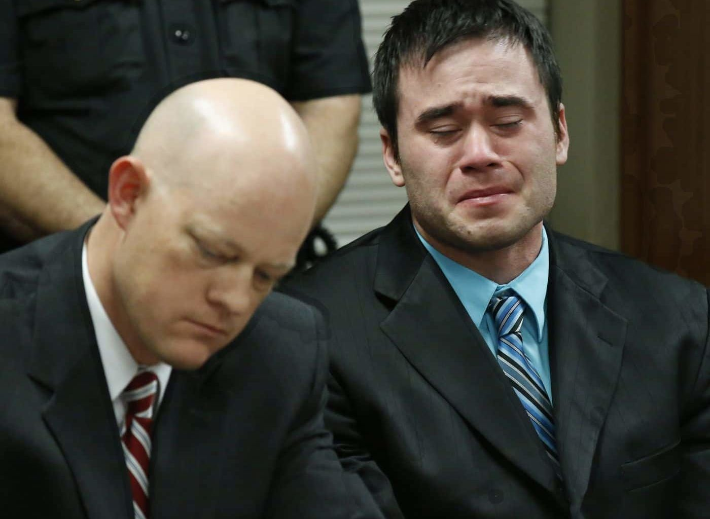 Ex-Cop Daniel Holtzclaw Bawls After White Jury Sides With His Black Rape Victims