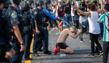 Police Violence In America Is Officially Out Of Control